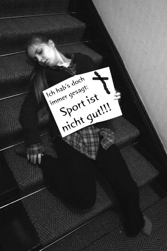 Sport nix gut...
