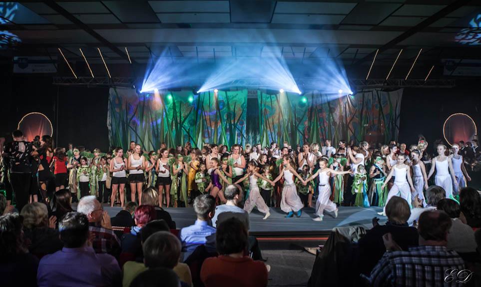 """Sport trifft Theater 2013 """"Alice im Wunderland"""""""