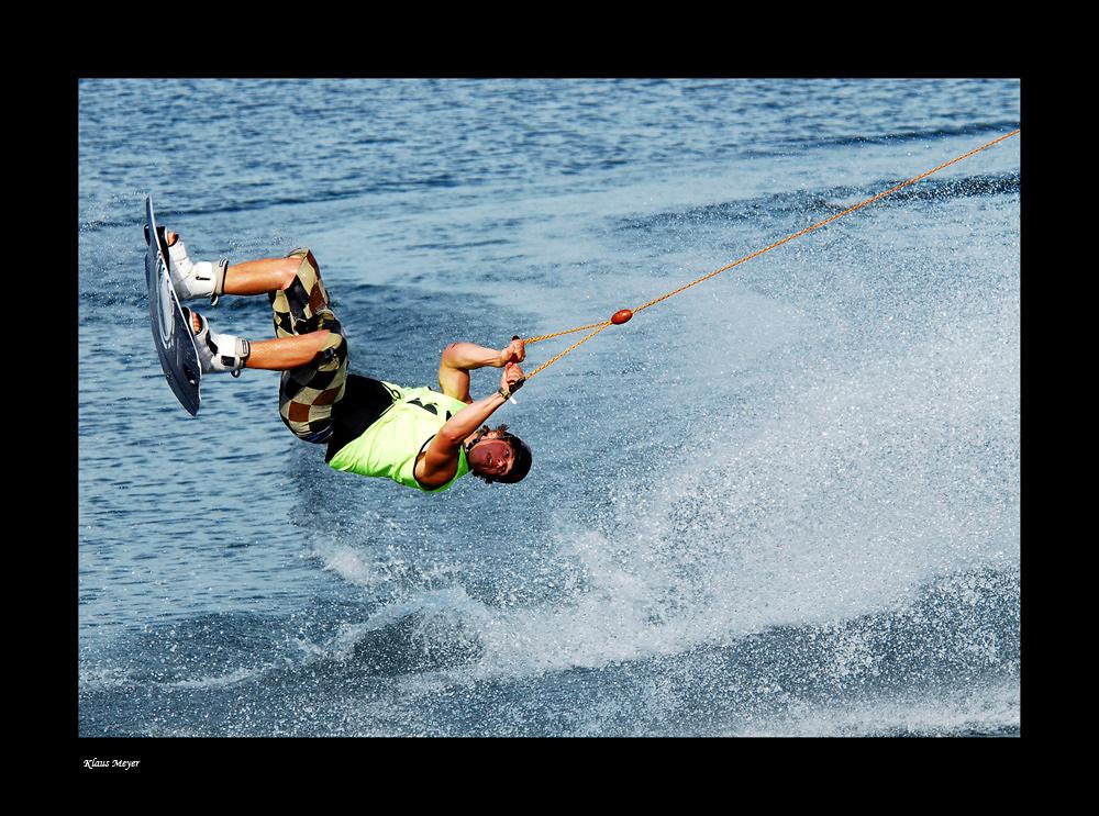 Sport und/oder Akrobatik?