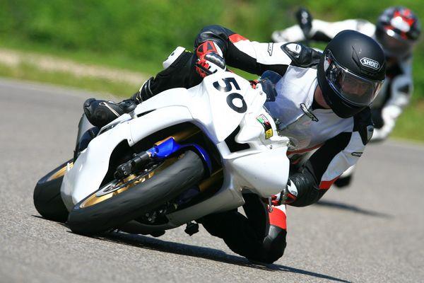 Sportfahrertraining / Motorradrennen