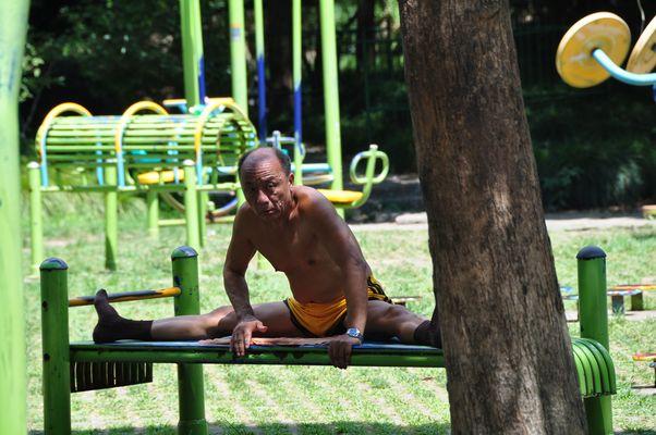 Sportlich bis ins hohe Alter