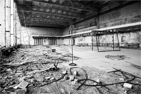 Sports in Pripyat
