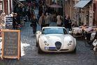 Sportscar in Heidelberg