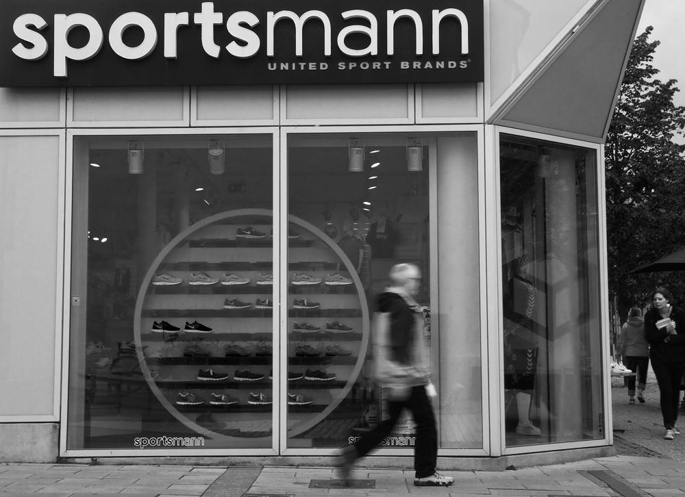 Sportsmann...