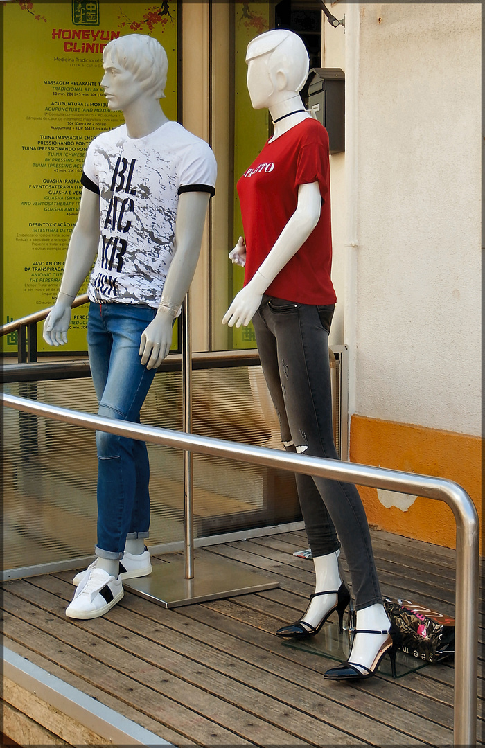 Sporty fashion