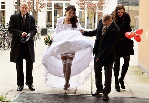 Sposi, Reportage di matrimonio