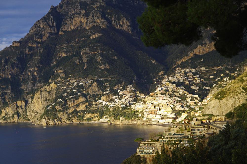 Spotlight on on Positano