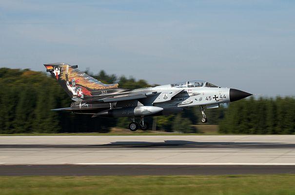 Spotter-Day Jubiläums Tornado JaboG 33