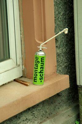 spray can.