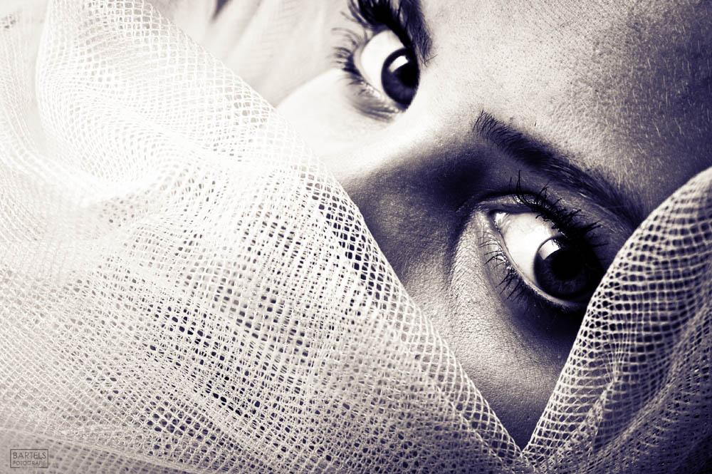 Sprechende Augen