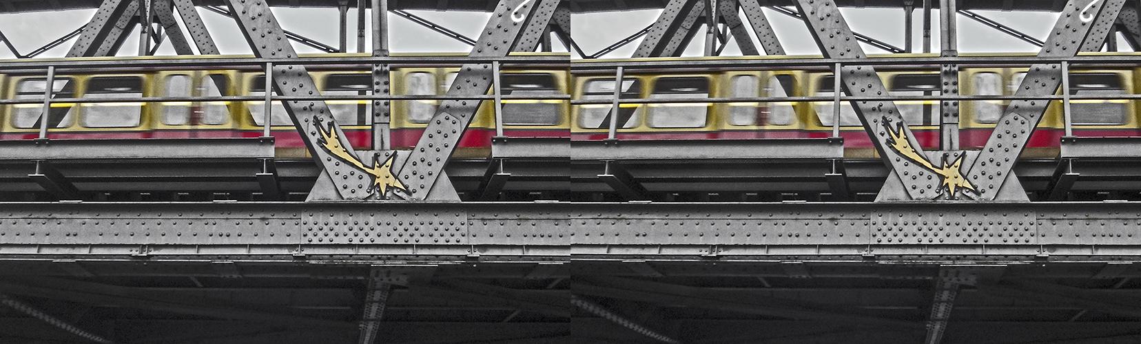 Spreebrücke 1 (3D)