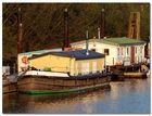 Spreehafen - Hausboote