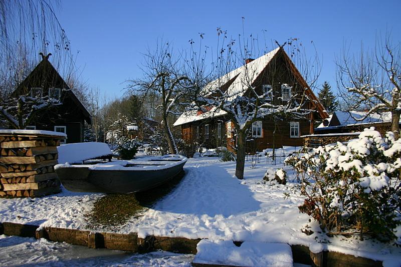 Spreewald im Winter........ 3