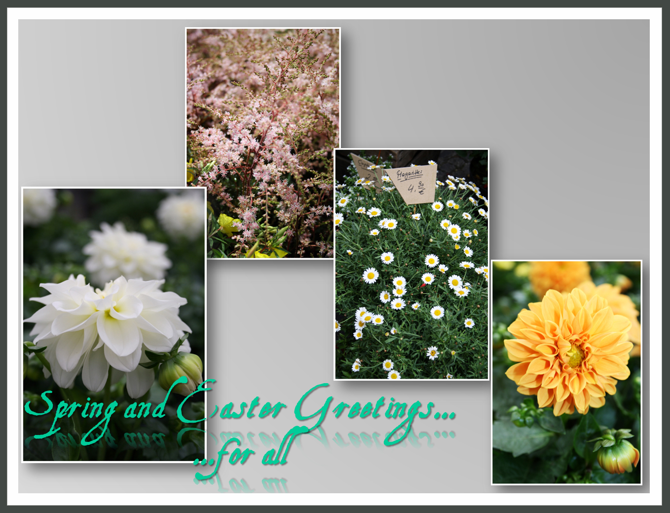 Spring & Easter Greetings