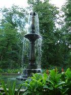 Springbrunnensäule