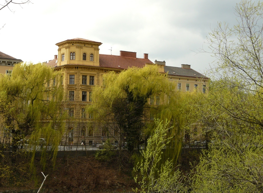 Springtime in Graz