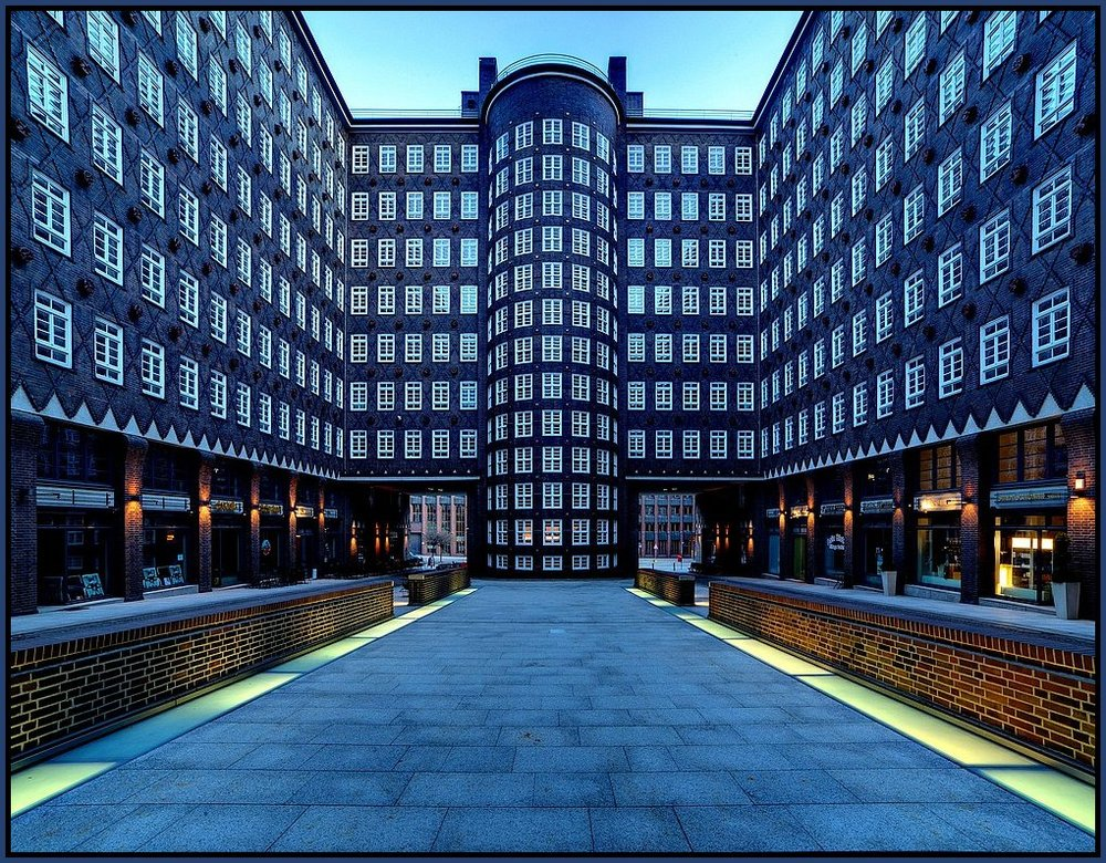 Sprinkenhof in Hamburg