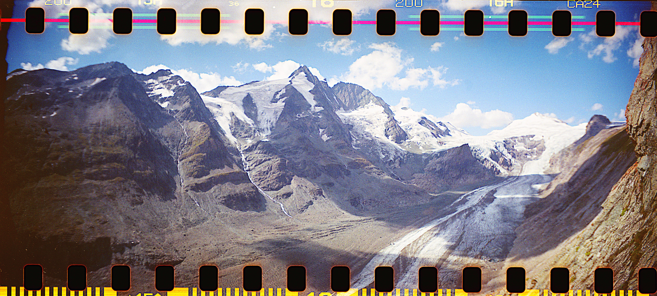 Sprocket Rocket am Grossglockner