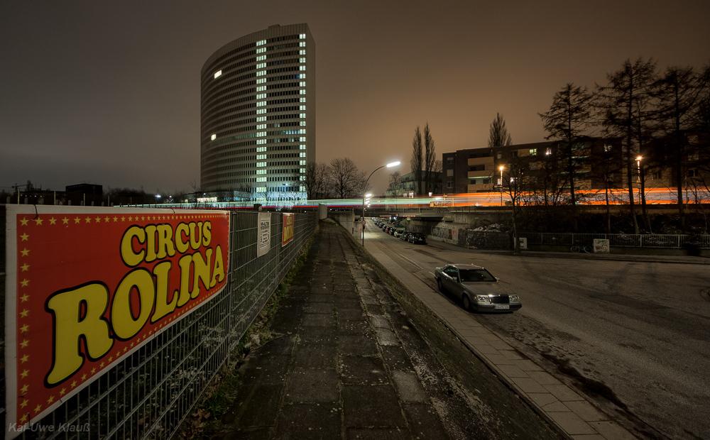 Sprödes Hamburg