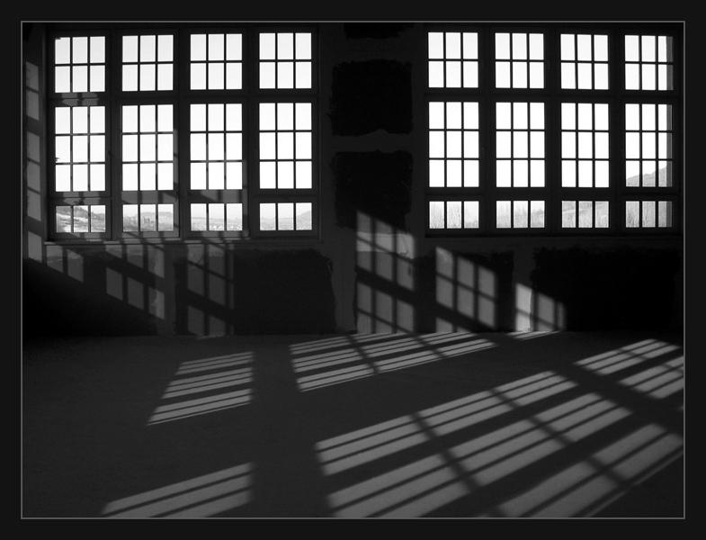 Sprossenfenster II