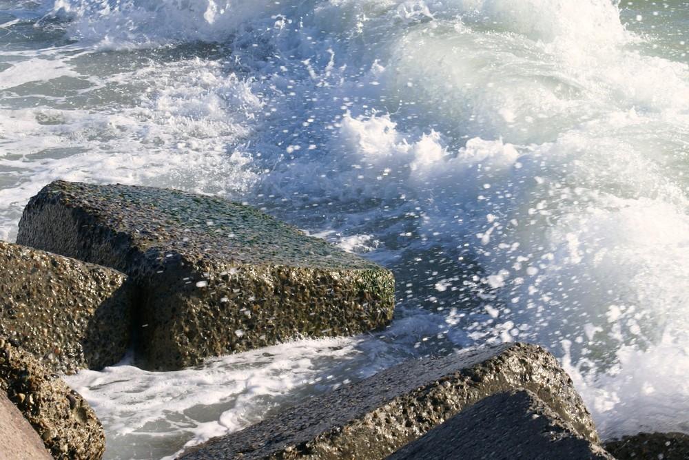 sprudelnde Nordsee