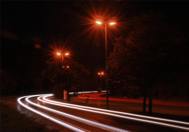 Spuren in der Nacht...