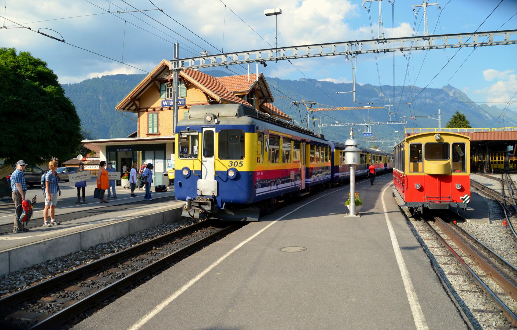 Spurweitenparadies Schweiz