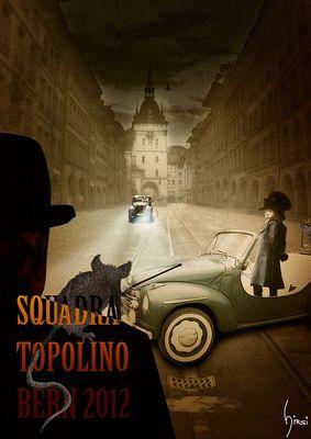 Squadra Topolino Kalender-Titelbild 2012