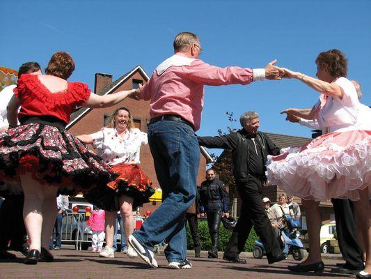 Squaredance in Bookholzberg