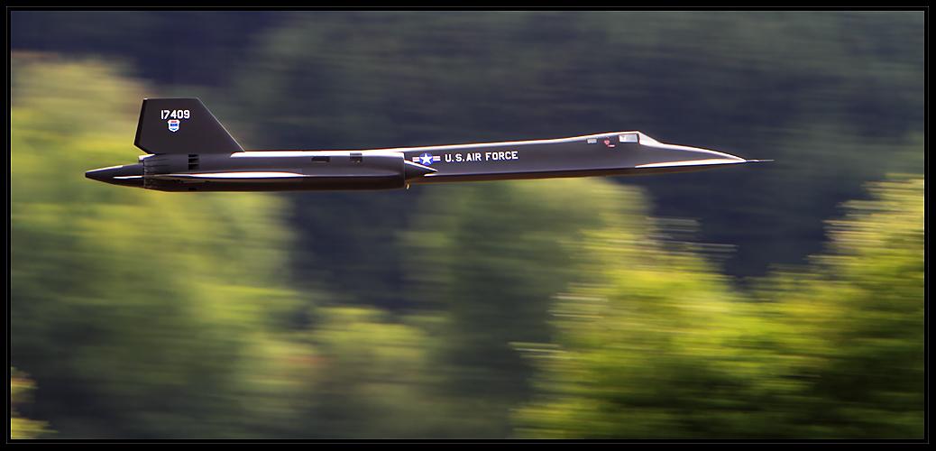 *--SR 71A Blackbird--*