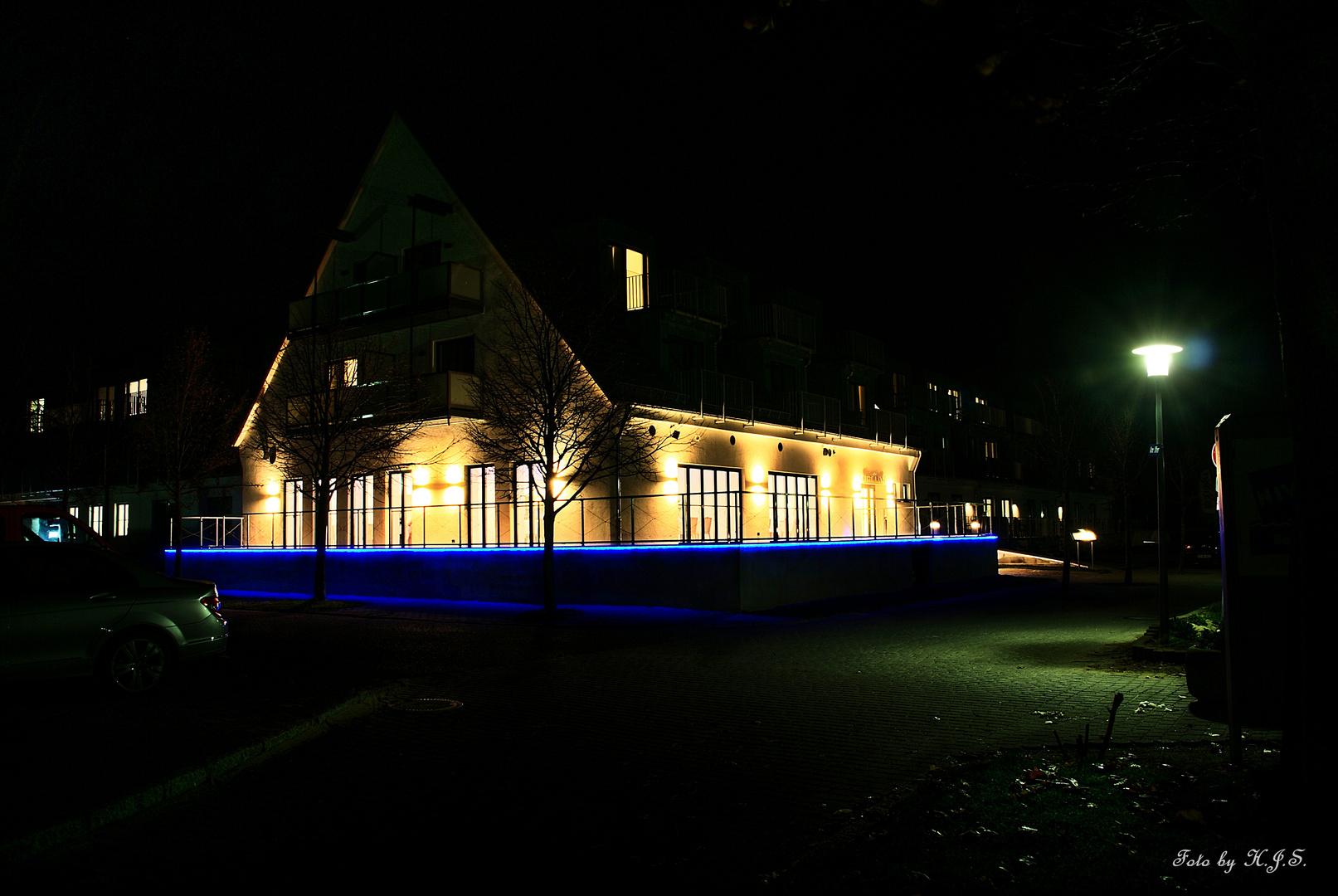 Srandhotel in Dranske auf der Insel Rügen