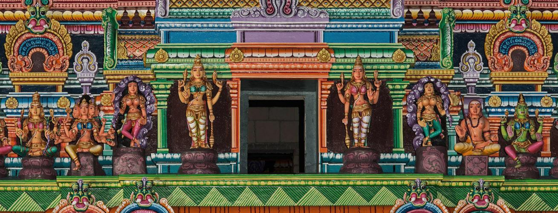 Sri Kamadchi Ampal Tempel, Detail I