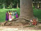 Sri Lanka's junge Damen