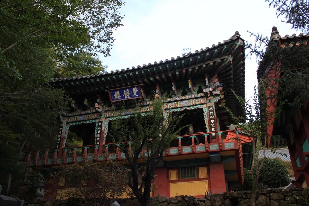 Ssang-gye Tempel