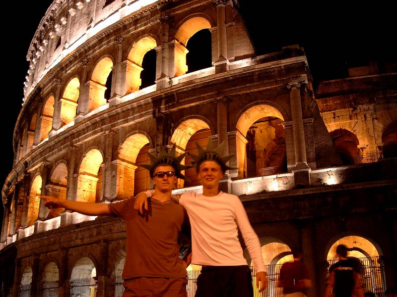 SSK goes rome