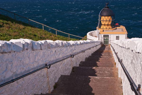 St. Abb´s Lighthouse