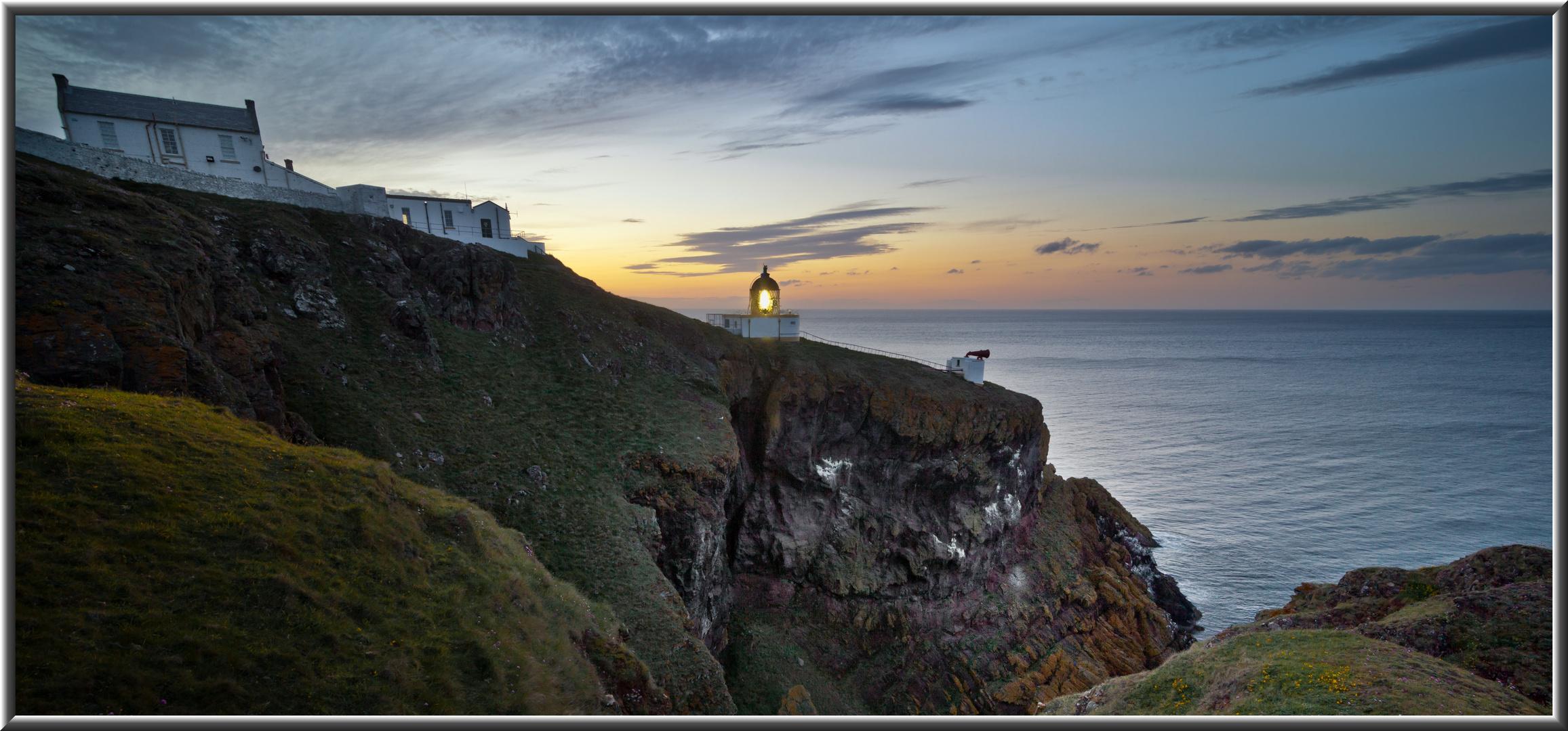 St. Abbs lighthouse