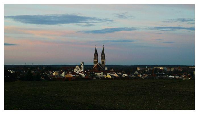 St. Aegidien Kirche in Oschatz