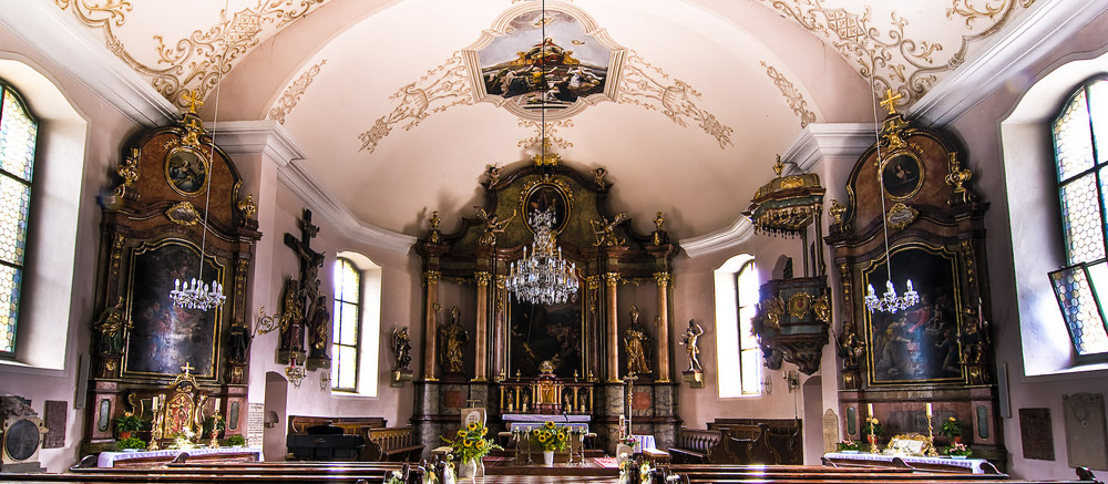 St. Ägydius in St. Gilgen