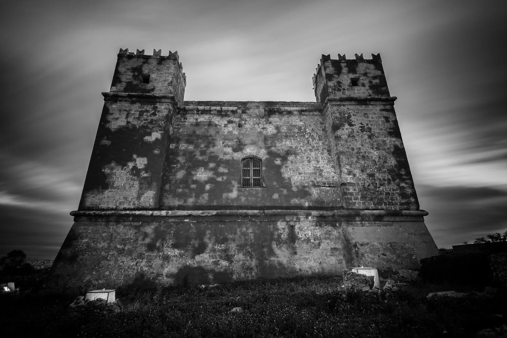 St. Agatha's Tower.