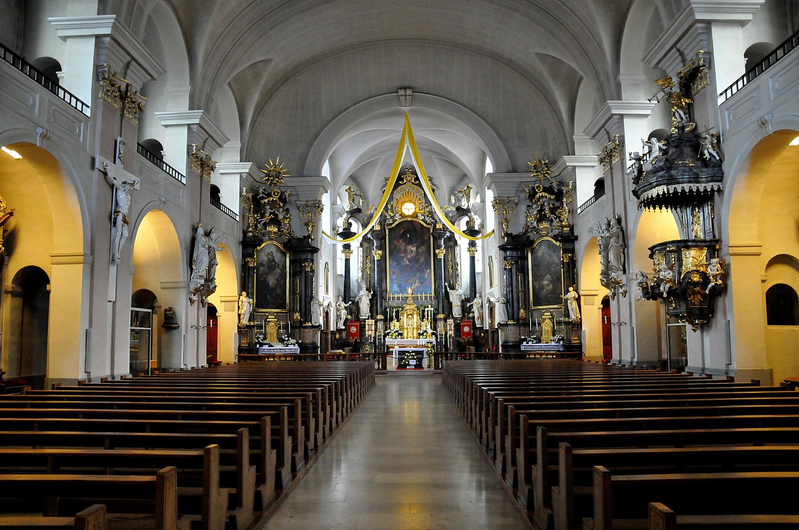 St.-Alexander-Kirche Rastatt