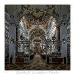 """St. Alexander und Theodor (Ottobeuren) """" Gott zu Gefallen..."""""""