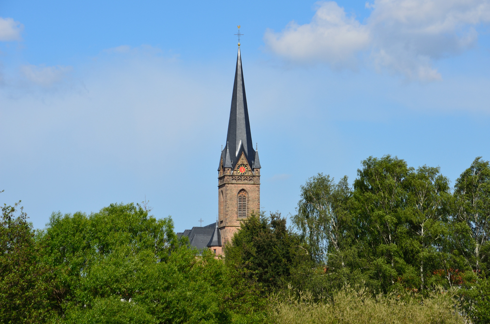 St. Andreas in Erbach