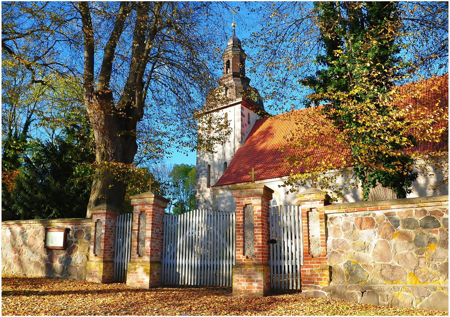 St. Andreas Kirche in Nehringen