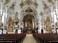 St. Andreas Kirche Nesselwang