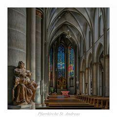 "St. Andreas (Velen) "" Gott zu Gefallen.."""