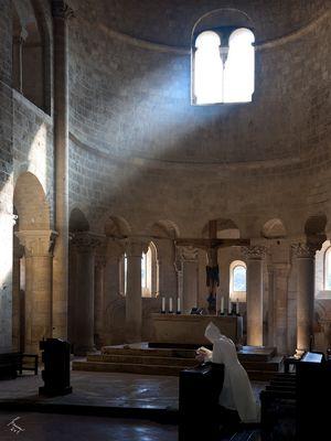 St. Antimo - Toskana