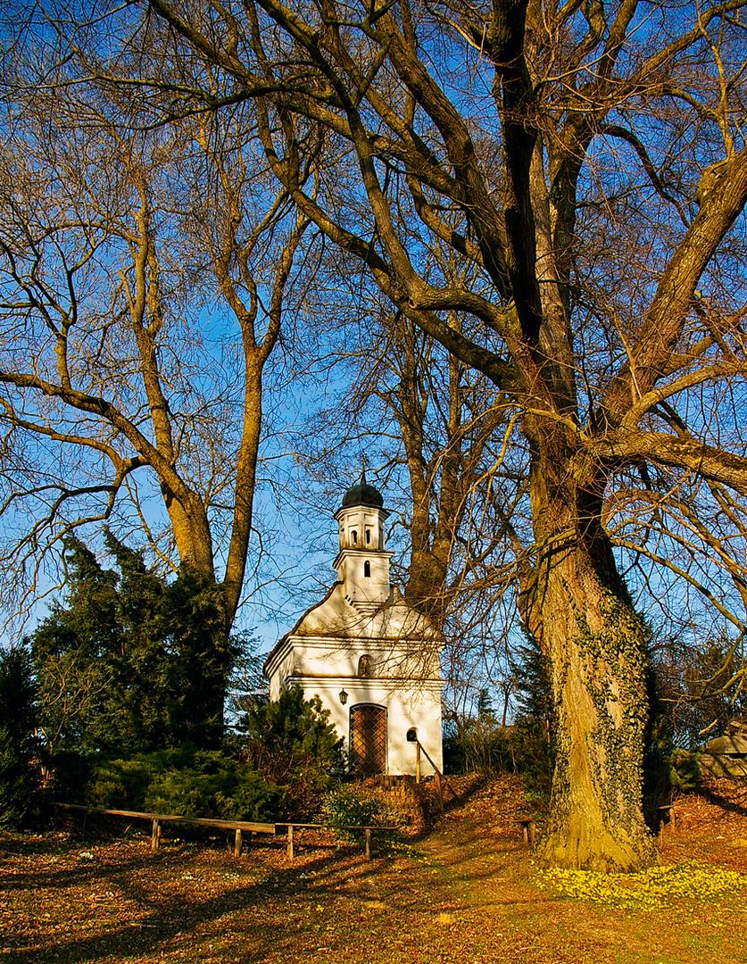 St. Antonius Kapelle zu Heudorf