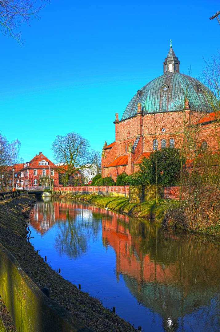 St. Augustinus Kirche in Nordhorn