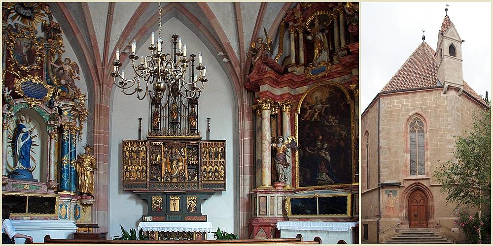 ..St. Barbara-Kapelle..